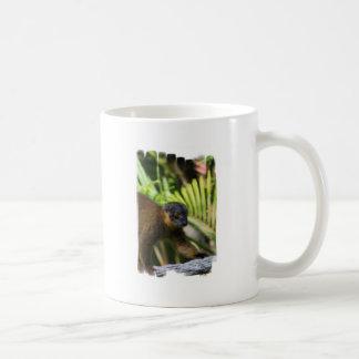 Brown Lemur Coffee Mug