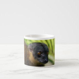 Brown Lemur Specialty Mug Espresso Mug