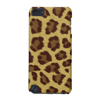 Brown Leopard Print iPod Touch Case