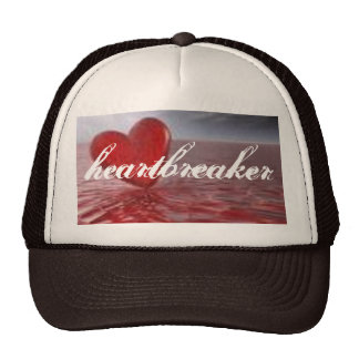 brown love hat for men - Customized