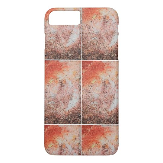 Brown marble Apple iPhone 7 Plus, Barely There iPhone 8 Plus/7 Plus Case