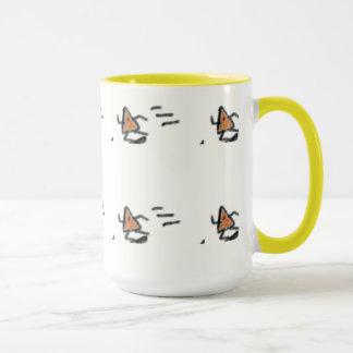 Brown Nacho Dash Mug
