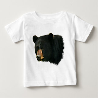 Brown Nosed Bear Baby T-Shirt