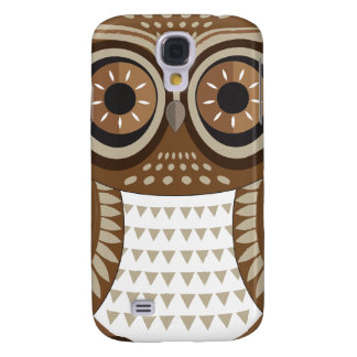 Brown Owl HTC Vivid Cases