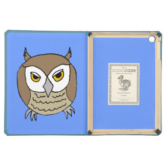 brown owl iPad Air Dodo case Cover For iPad Air