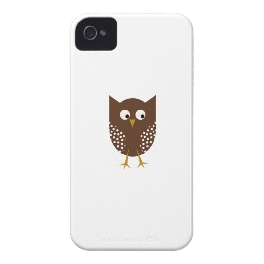 Brown Owl Phone Case