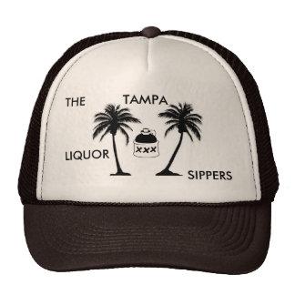 BROWN PALMS HAT