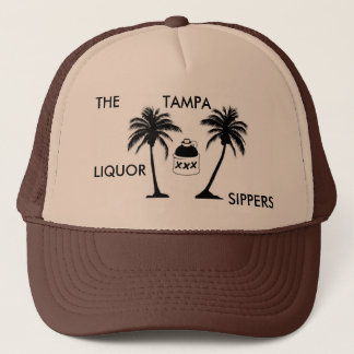 BROWN PALMS TRUCKER HAT