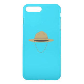 Brown park ranger hat Q1Q iPhone 7 Plus Case
