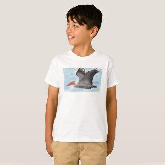 Brown Pelican Child Shirt