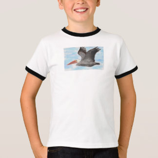 Brown Pelican Child's t-shirt