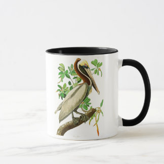 Brown Pelican John James Audubon Birds of America Mug