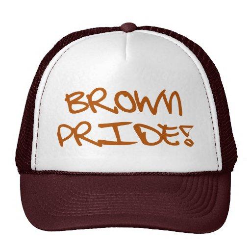 Brown Pride! Hat