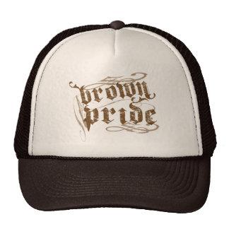 Brown Pride Hat