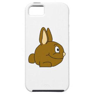 Brown Rabbit Cartoon iPhone 5 Cover