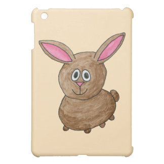 Brown Rabbit. iPad Mini Case