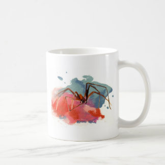 Brown Recluse Spider Basic White Mug