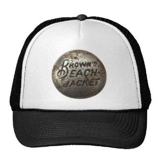 Brown s Beach Jacket Mesh Hat