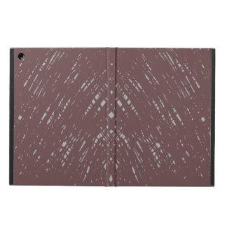 Brown screen cover for iPad air