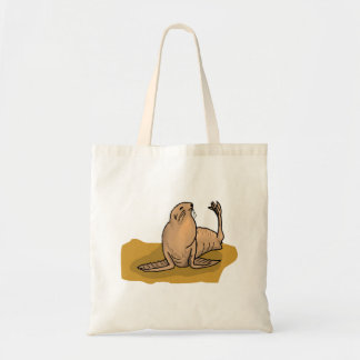 Brown Seal Canvas Bags