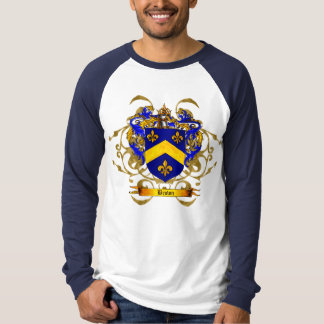 Brown Shield / Coat of Arms T-shirts