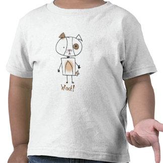 Brown Spottie Dog Shirt