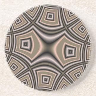 Brown Squaro Coaster