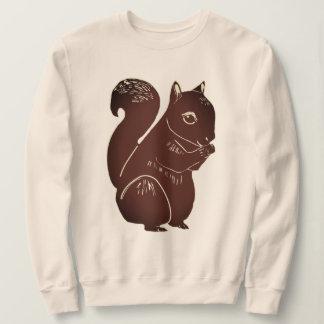 Brown Squirrel Women's Cozy Sweatshirt