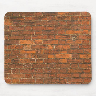 Brown Stone Wall pattern Mouse Mat