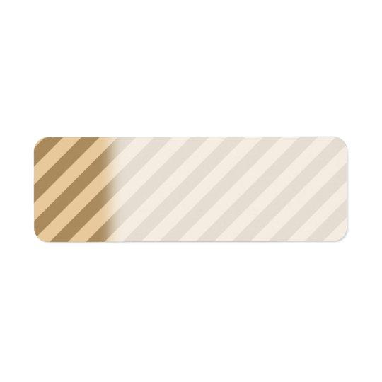 Brown Stripes.