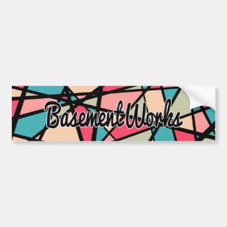 Brown Sugar BasementWorks Sticker by BW