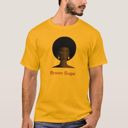 Brown Sugar Men's T-shirt