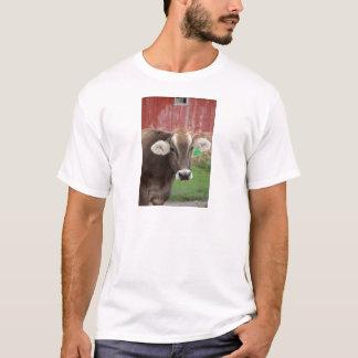 Brown Swiss Cow T-Shirt