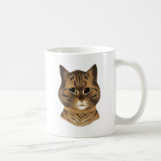 Brown Tabby Cat Gift Mug