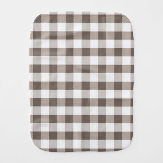Brown Table Cloth Pattern