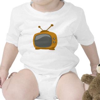 Brown Television Tee Shirts