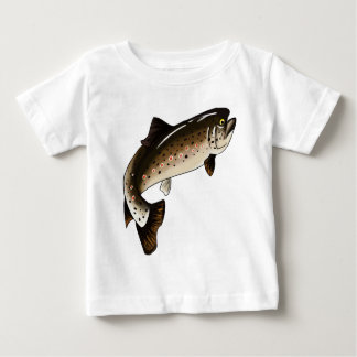 Brown Trout Baby T-Shirt