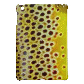 Brown Trout by PatternWear© iPad Mini Cover