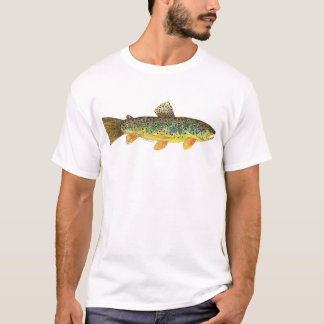Brown Trout Fishing T-Shirt