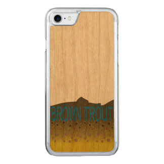 Brown Trout Phone Case