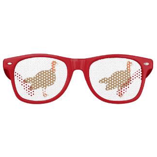 Brown Turkey Retro Sunglasses