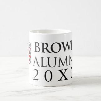 Brown University Alumni Basic White Mug