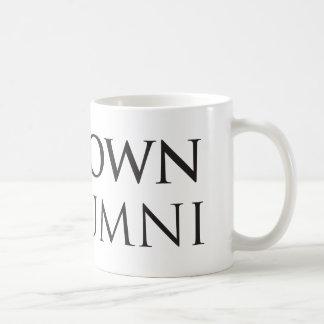 Brown University Alumni Coffee Mug