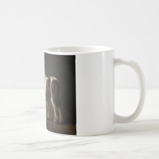 Brown & White Horse Coffee Mug