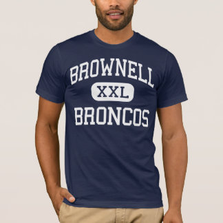 Brownell Broncos Middle Grosse Pointe T-Shirt