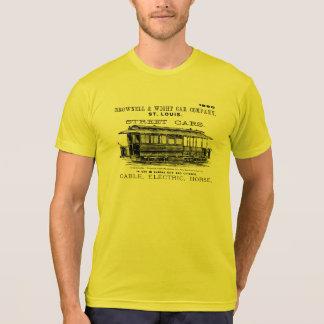 Brownell Car Company 1890 Tshirt