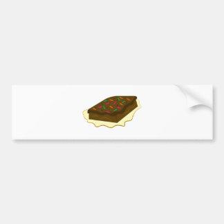 Brownie Bumper Sticker