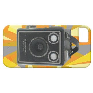 Brownie C vintage camera iPhone 5 Covers
