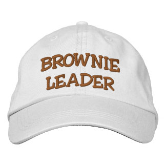 BROWNIE LEADER EMBROIDERED HAT