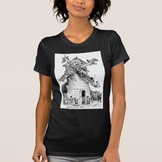 Brownies at a Windmill in Holland T-Shirt